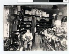 Sam's Shoe Repair  1920  Minneapolis