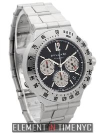 Bvlgari Diagono Professional Chronograph Stainless Steel | Element In Time