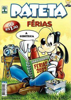 Pateta Férias - 001