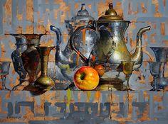 Phantasm by David Cheifetz Oil ~ 12 x 16