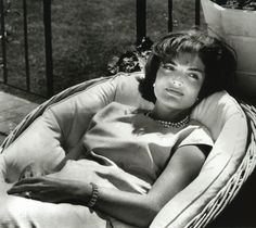 SIMPLY JACKIE- Jackie Kennedy | Mark D. Sikes: Chic People, Glamorous Places, Stylish Things