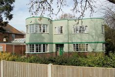 On the market: Three-bedroom 1930s art deco property in Gloucester, Gloucestershire on http://www.wowhaus.co.uk