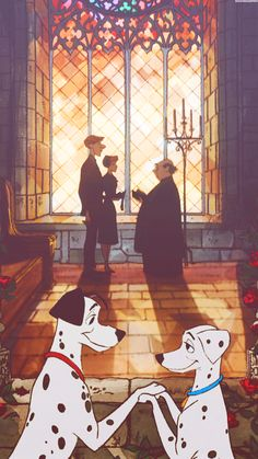 101 Dalmatians- The first film I ever saw at the cinema ('The Classic' i… 101 Dalmatiner – Der erste Film, den ich jemals im Kino [. Disney Pixar, Disney Animation, Disney Dogs, Disney And Dreamworks, Disney Cartoons, Disney Art, Cartoon Wallpaper, Disney Phone Wallpaper, Cat Wallpaper