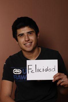 Happiness, Marco Calderón, Estudiante, Monterrey, México.