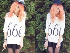 Over my dead body #17 (by Sabina Olson) http://lookbook.nu/look/3488747-Over-my-dead-body-17