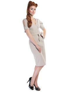 Aida Zak Celine Plain Dress 0 Mode Femme, Robe Simple, Tenues De Style  Vintage e0fb524cd492