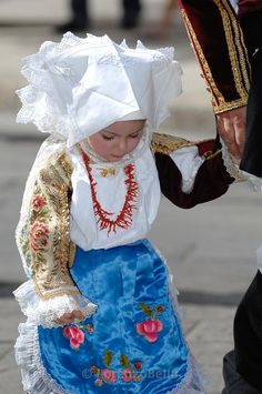 Costume of Sènnori
