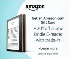 Kindle Oasis, glare-free touchscreen display, designed as a dedicated e-reader. Touchscreen display that reads like paper, now with an adjustable warm light.