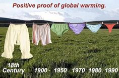 global warming lol