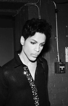 Prince in Montreal (probably 2011).