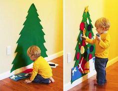 Easy DIY Christmas Home Decor Ideas We Love at Design Connection, Inc. | Kansas City Interior Design http://www.DesignConnectionInc.com/Blog