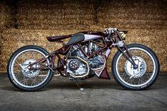 Sexta Insana: Ducati 900 Typhoon by OEM | Garagem Cafe Racer