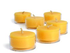 Would be lovely to have out in some cute votive holders during a party.