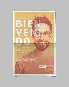 Graphic Design Inspiration, Flyers, Multimedia, Art Direction, Template, Social Media, Graphics, Twitter, Happy