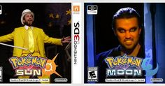 Pokemon Sun/Moon cover art confirmed.
