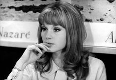 Francoise Dorleac,elder,ill-fated sister of Catherine Denevue died in 1967