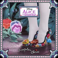 Irregular Choice do Disney!! Coming Soon!!