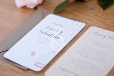 Stop & Dream   Invitación de boda · Wedding card: Cupid