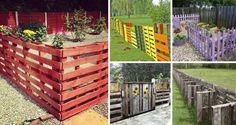 16 Ideen für Holzpaletten-Zäune | CooleTipps.de