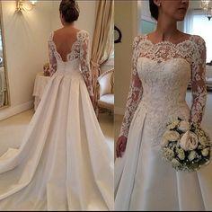 Wedding Dress M_1723