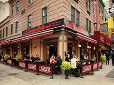 Lasagna Ristorante - NYC's Best Lasagna since 1993 - Menus