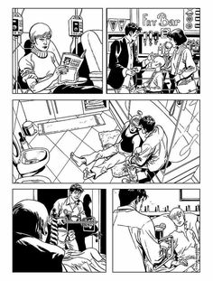 Dylan Dog, Interiors, Comics, Dogs, Fictional Characters, Doggies, Interieur, Comic Book, Comic Books
