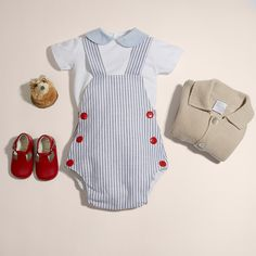 Baby Boy Fashion - Traditional Baby Boy's Clothing