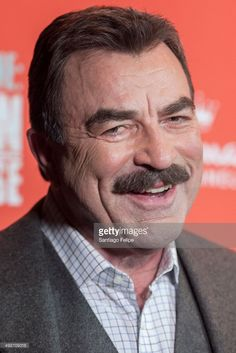 Tom Selleck attends 'Jess Stone: Lost In Paradise' New York Premiere at Roxy Hotel on October 14, 2015 in New York City.