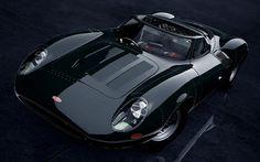 Jaguar XJ13. Timeless Elegance