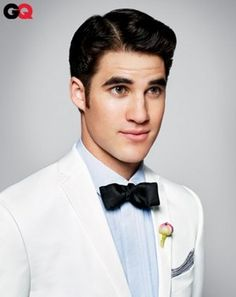 Darren Criss :D.  Absolutely love DC!