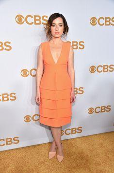Zoe Lister Jones in 2015 CBS Upfront