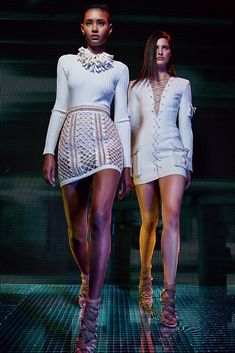 Balmain Resort 2016 Fashion Show