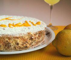 Il Millefoglie al limoncello è un dessert goloso e raffinato, ideale per un fine pranzo