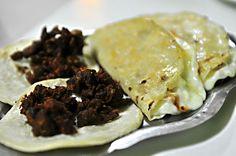 Tacos, restaurante Belmont, Carballiño