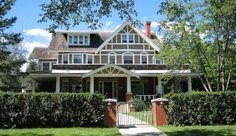 dc mansions | Holgate Mansion, Highlands, Edmonton, Alberta, Canada | Flickr - Photo ...