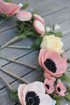 Six Unique Bridesmaids' Bouquets