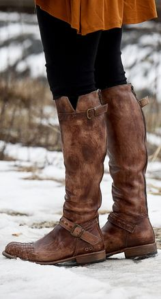 womens tall dress boots