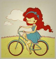 bike bike bike by agusmp.deviantart.com on @deviantART: