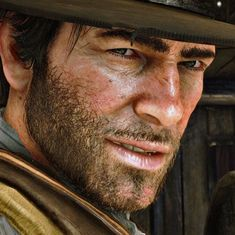 Red Dead Redemption, Cowboys, Handsome, Movies