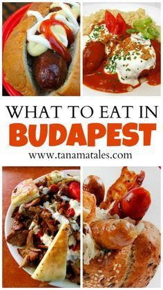 Get a introduction to hungarian dishes. not many places mentioned