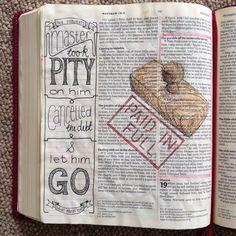 Paid in Full. Matthew 18. Draw Close Blog. Unmerciful servant. Canceled debt. Bible art, Bible journaling, study, devotion.