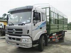 Xe tải trường giang - Xe tải thùng Dongfeng Trường Giang 6.9 tấn 1 cầu