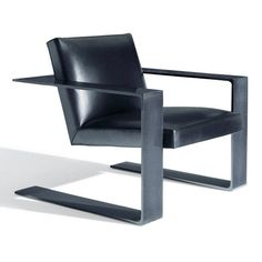 RL-CF1 Lounge Chair - Chairs / Ottomans - Furniture - Products - Ralph Lauren Home - RalphLaurenHome.com