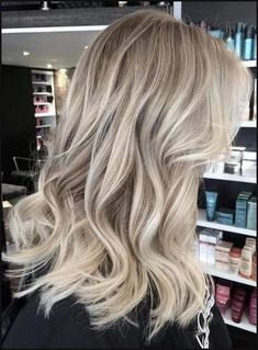 40 Beautiful Blonde Balayage Looks | Blonde balayage, Balayage and ... | Einfache Frisuren
