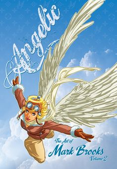 Angelic by Mark Brooks 2010  ($25)