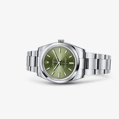 Découvrez la montre Oyster Perpetual 34 en Acier904L sur le Site Officiel Rolex. Modèle: 114200