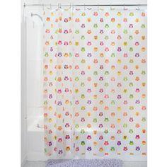 InterDesign Novelty EVA Shower Curtain, 72-Inch by 72-Inch, Owlz InterDesign http://www.amazon.com/dp/B00AYUM3QK/ref=cm_sw_r_pi_dp_Ojlhub1ZNBEV1