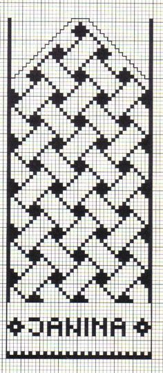 Anna Crochet Hungari https:// Knitting Charts, Knitting Stitches, Knitting Patterns, Filet Crochet Charts, Cross Stitching, Cross Stitch Embroidery, Cross Stitch Patterns, Tapestry Crochet Patterns, Loom Patterns