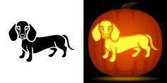 New Pumpkin Stencils: Animals, Faces, and