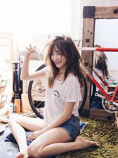 Girls' Generation: Tiffany Solo Comeback 'I Just Wanna Dance' Album Concept Pictures Sooyoung, Yoona, Tiffany Snsd, Tiffany Hwang, Girls' Generation Tiffany, Girl's Generation, Girl Photo Shoots, Girl Photos, South Korean Girls